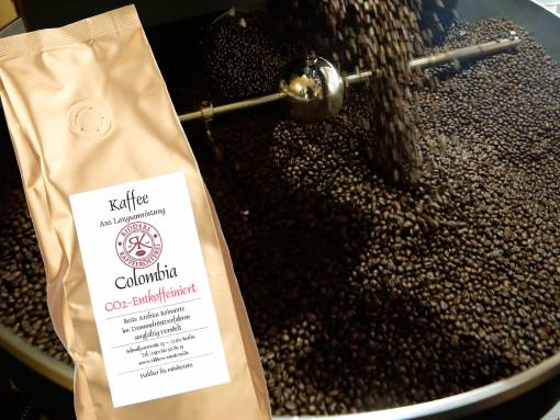 Colombia Excelso CO2- entkoffeiniert