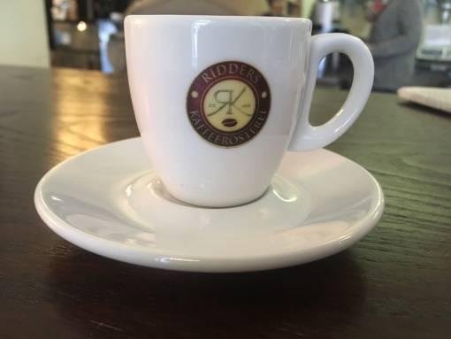 Espresso Tasse (inkl. Untertasse)