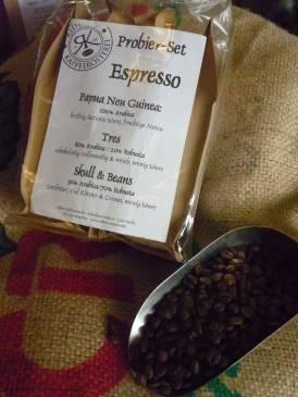 Probierset Espresso