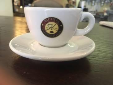 Espresso doppio Tasse (inkl. Untertasse)